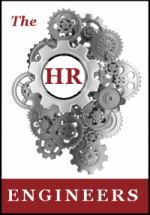HR Engineers Logo Human Resource Management